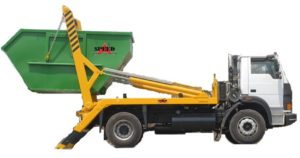 Skip Loader Machine