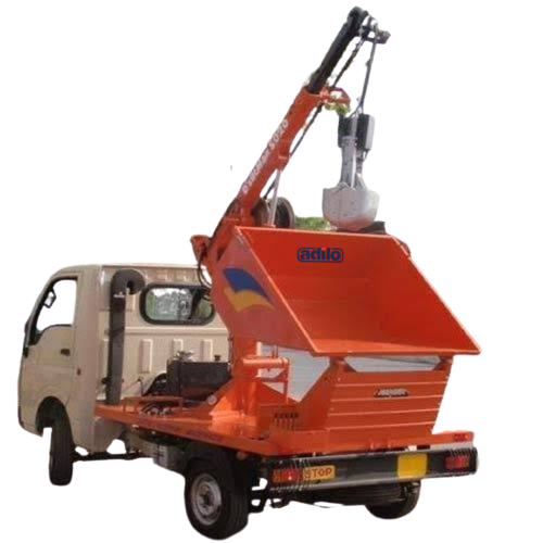 De Silting Machine