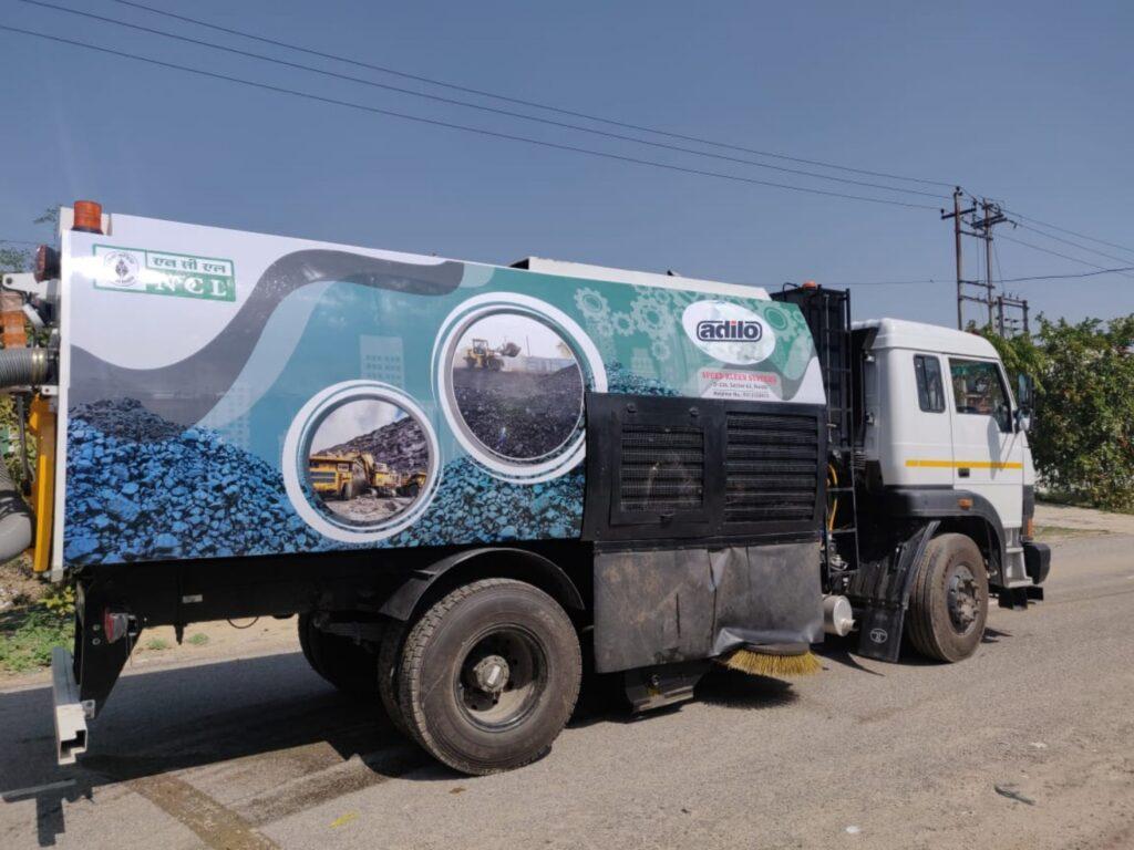 Road Sweeper Machines