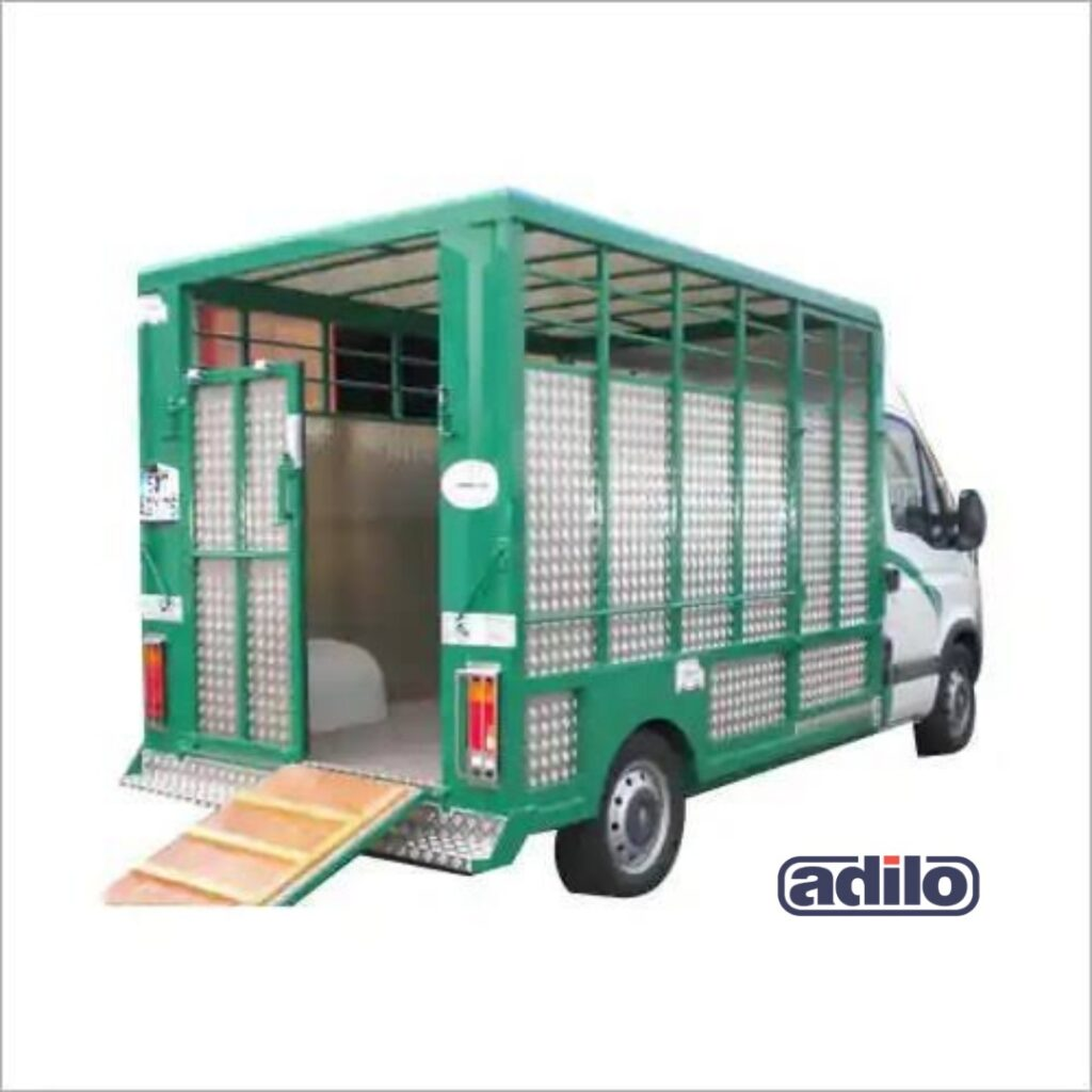 Dog Squad Van