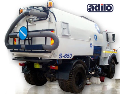 Truck mounted Vacuum Cleaning Machines