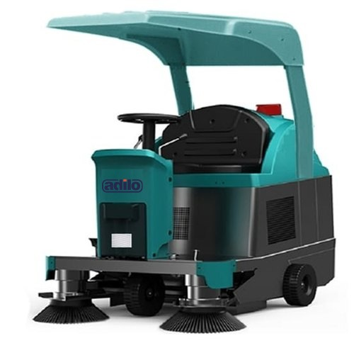 Ride-on Road Sweeping Machine